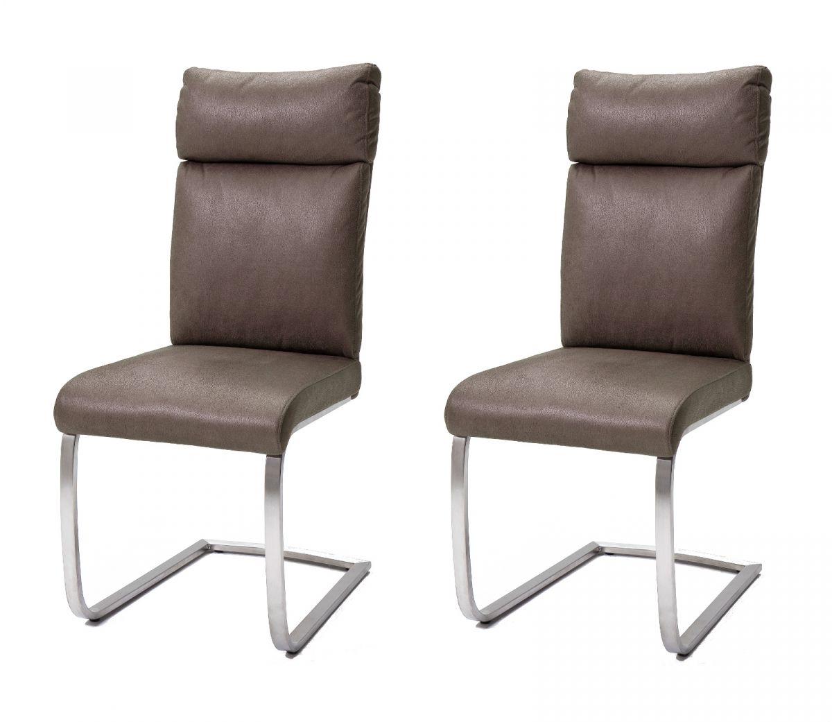 2 x Stuhl Rabea Braun Schwinger