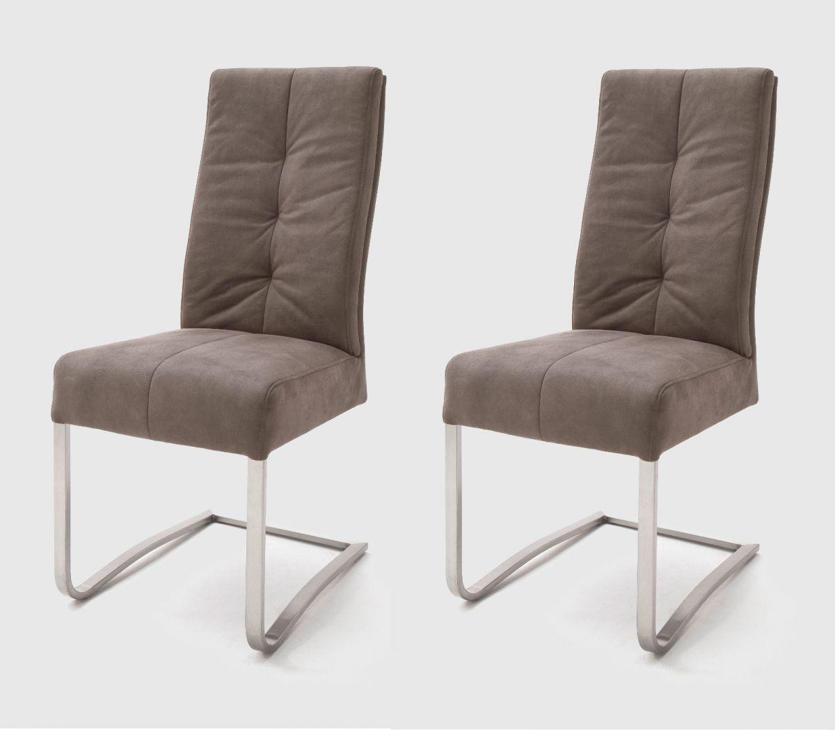 2 x Stuhl Salva Sand Schwinger