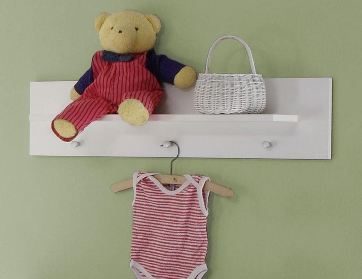 Babyzimmer Kinderzimmer Wandregal Olivia weiss Wilson