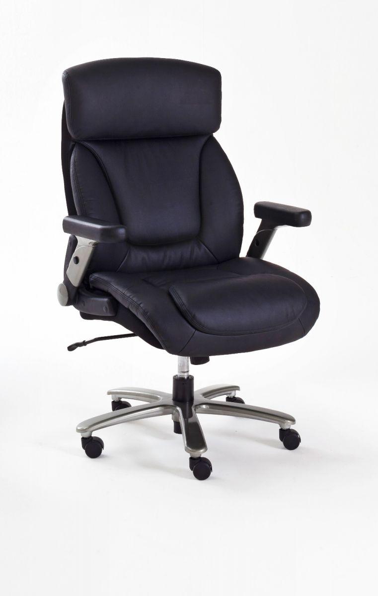 Bürostuhl Real Comfort schwarz bis 180 kg