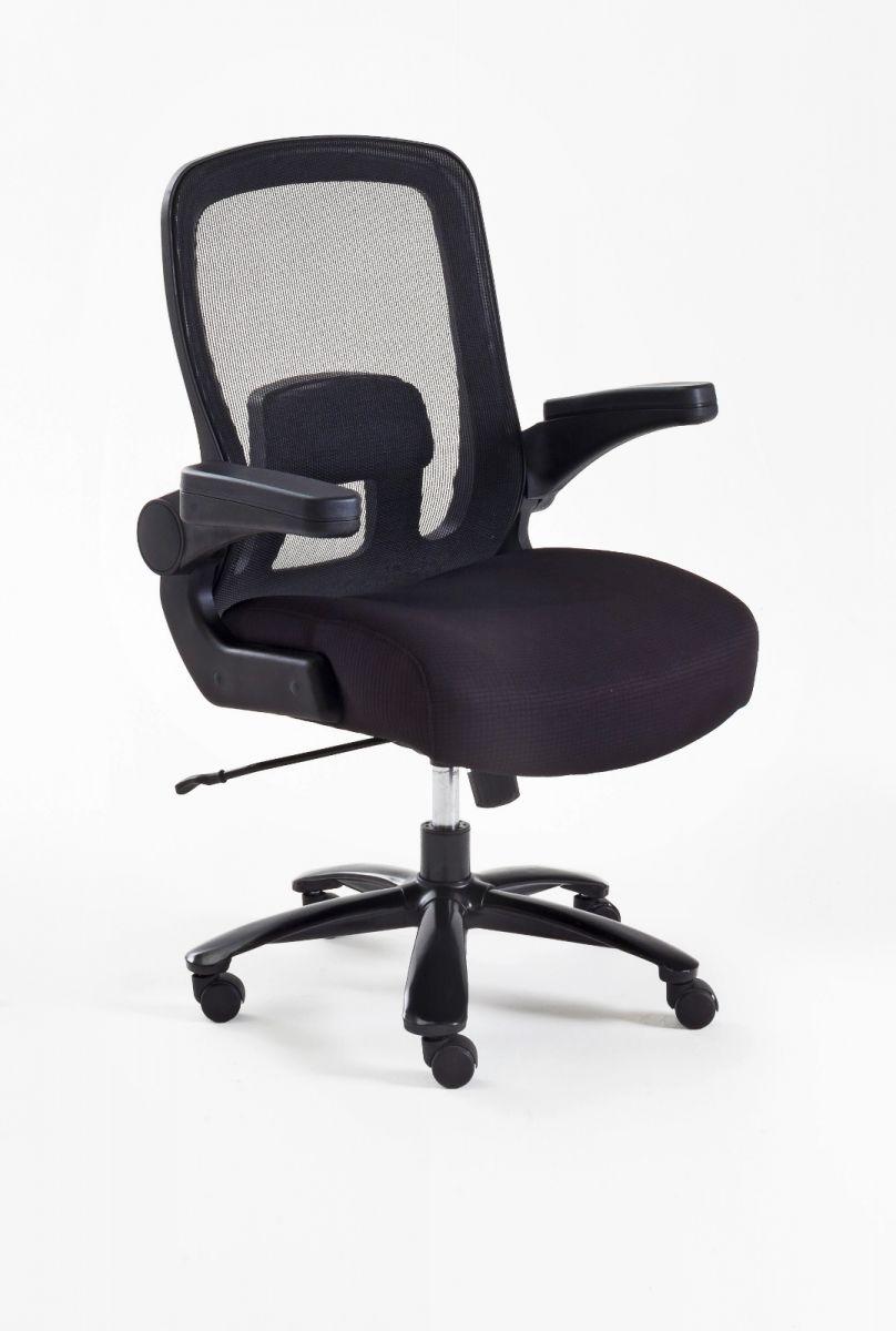 Bürostuhl Real Comfort schwarz bis 220 kg