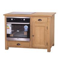 Küchenmodul Backofenschrank im Landhausstil Konfigurator alles frei wählbar