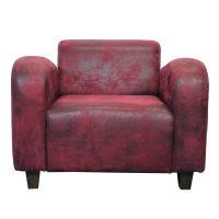 Lounge Sessel Berlin Kunstleder