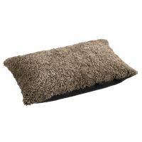Schaffell Kissen hochwertig 40x60 cm Sahara