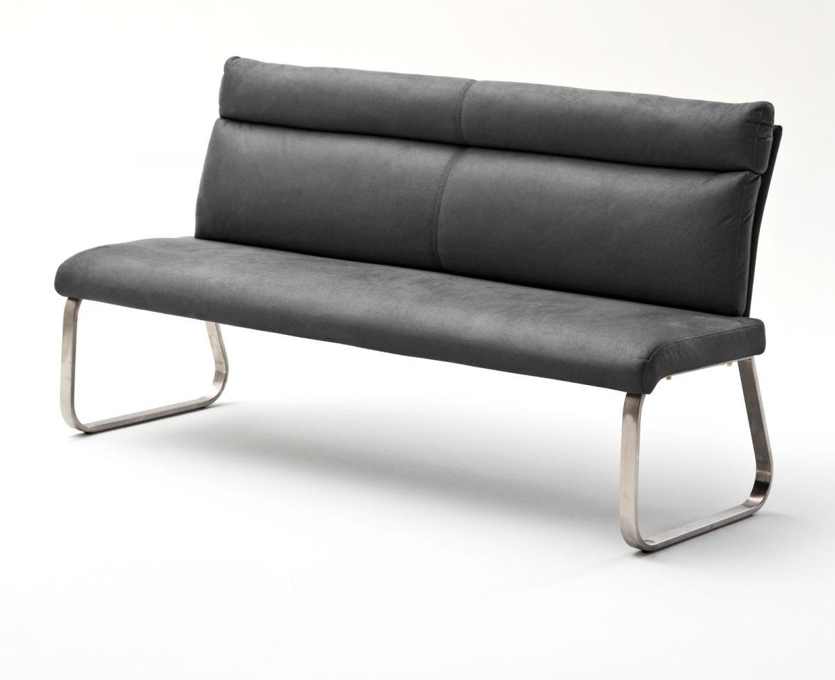 Sitzbank Rabea Grau 160 cm