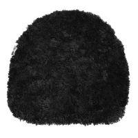 Sitzfell 38 x 40 cm Black