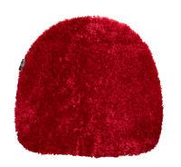 Sitzfell 38 x 40 cm Ruby