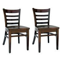 Stuhl 137 Holzsitz (2er-Set)
