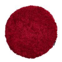 Stuhlauflage Schaffell - 33 cm Ruby