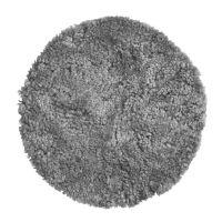 Stuhlauflage Schaffell - 38 cm Scand Grey
