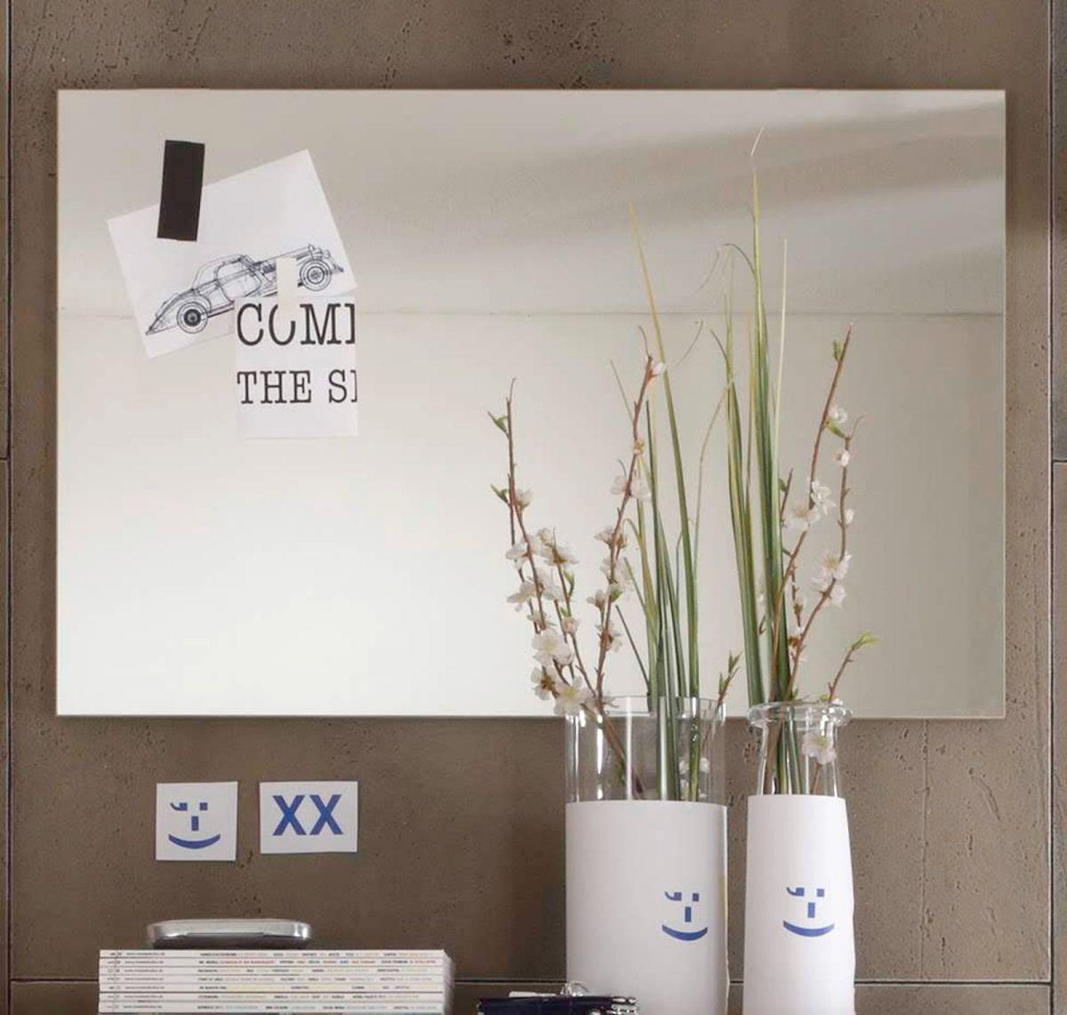 Wandspiegel Garderobenspiegel SetOne 91 x 60 cm